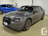2015 Chrysler 300 S RWD. 3.6L Pentastar VVT V6. eight