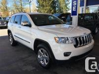 Just arrived! Beautiful 2011 Jeep Grand Cherokee