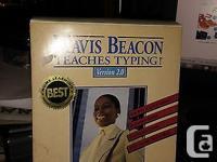 """* Mavis Beacon Teaches Typing! * Version 2.0 IBM 3.5"""""""
