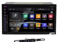 Capacitive Multiple Touch Screen Android 4.4 Car PC GPS