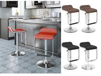 Style your home with the inviting Castor barstools and