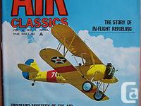 AIR CLASSICS MAGAZINE April vol.4 issue 4, 1968.