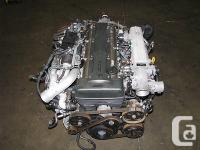 jdmsource Store JDM Toyota 2JZ-GTE Engine. Non VVTi