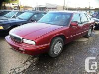 Calgary Pre-owned Car Sales 1995 Buick Regal four door