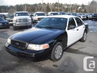 2010 Ford Crown Victoria Police Interceptor. 4.6L.