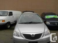 2005 MAZDA MPV seven PASSENGER 0NLU 160 K THIS UNIT IS