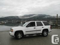 Wow check it out. this is a great Chev TrailBlazer 4x4!