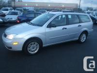 2007 Ford Focus ZXW Wagon. automatic transmission.