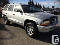 Calgary Pre-owned Car Sales 2002 Dodge Durango four
