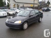 2003 HONDA CIVIC 4 DOOR AUTO asking $3990 monthly
