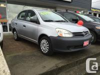 2003 Toyota Echo Auto 154.000kms CLEAN HISTORY!