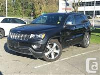 2014 Jeep Grand Cherokee Limited 4X4 V6 The Grand