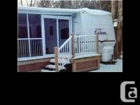 2007 Forest River Salem. two Private Bedrooms, three