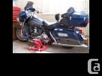 2010 Harley-Davidson FLHTCUSE Screamin Eagle Ultra This