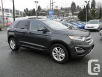 New In Stock*** This 2015 Ford Edge SEL MyFord Leather