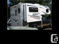 2011 Lance 861 Truck Camper. Like new condition.