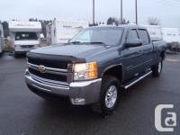 2008 Chevrolet Silverado 2500HD LTZ Crew Cab Short Box