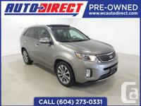 This Beautiful 2014 Kia Sorento is a vehicle with a