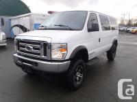 2013 Ford Econoline E-350 XL SD twelve Passenger Van.