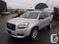 2016 GMC Acadia SLE-1 AWD. third row seating. 3.6L. six