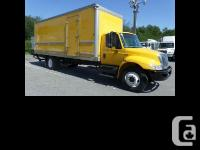 2008 International 4300 320,000kms 24 ft in length, 8ft