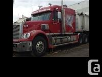 2006 Freightliner Coronado. . Hi I'm selling six