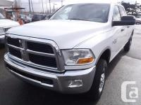 2012 Dodge Ram 3500 SLT Crew Cab Long Box four