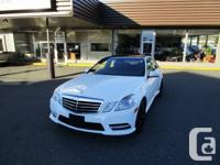 2012 MERCEDES E350 4-MATIC. NAVIGATION. LEATHER.