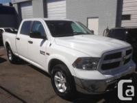 2015 Ram 1500 SLT Outdoorsman with only 18.940