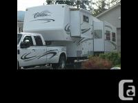 2007 Citation Supreme TKS fifth Wheel. 2007 Citation