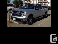 2012 Ford F-150 XTR 5.0 liter V8 cylinder engine 6 gear
