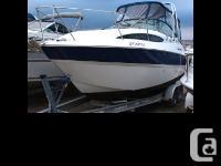 2008 Bayliner 245 Ciera Boat is a 2008 Bayliner 245