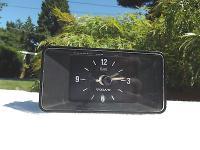 1976 Volvo 242 Analog Dash Clock Factory OEM 76 Will