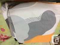 Nwop~ IKEA KARLSTAD ARMCHAIR SLIPCOVER - ENINGE