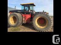 1989 Versatile 856 Tractor For sale a 1989 four