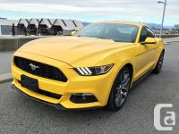 www.carboyauto.com 2016 Ford Mustang Premium with