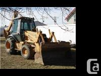 1999 Extendahoe 590SL. PRICE REDUCED. 3260 hours.