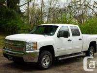 Expect the best with this 2010 Chevrolet Silverado 2500
