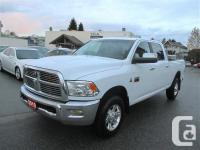 2010 Dodge Ram 2500 Laramie four Door Crew Cab Pickup