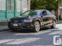 Driving Impressions Its easy to take a standard Audi