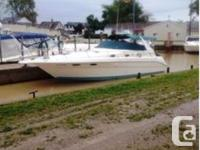 FRESH WATER 1995 SEA RAY 330 SUNDANCER REDUCED Was