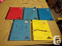 * LOT OF 5 (X5) ADVENTURES IN VIOLINLAND BOOKS VIOLIN