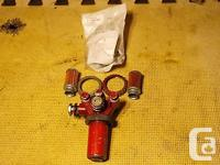 Westerbeke fuel filter, taken from a W27 Comes with a