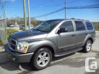 2006 DODGE DURANGO LIMITED HEMIAUTOMATIC 4X4 POWER