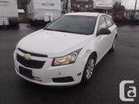 2011 Chevrolet Cruze 2LS Sedan. 1.8L. four cyl. four