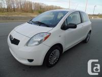 2007 TOYOTA YARIS3DR HATCHBACK AUTOMATIC AIR CONDITION