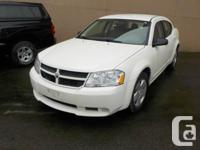 2008 DODGE AVANGAR 4 DOOR AUTO THIS UNIT IS LOCAL