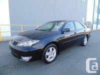 2005 TOYOTA CAMRY SE 5 GEAR AIR CONDITION ELECTRIC