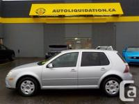 2008 VOLKSWAGEN CITY GOLF HATCHBACK...IS EQUIPPED WITH