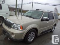 2004 LINCOLN NAVIGATOR AUTOMATIC four wheel-drive POWER
